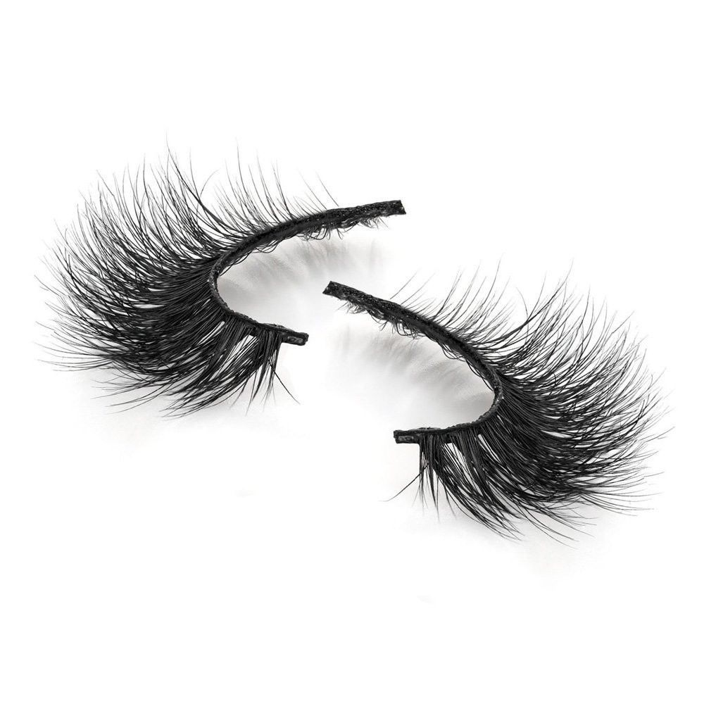 Primary image for 3D Mink False Eyelashes Extensions Long Lashes With Volume for Women's Make Up H