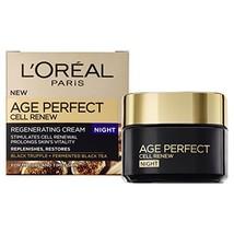 L'Oreal Paris Age Perfect Cell Renew Cream Night 50ml  - $35.00