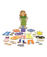 Maggie Leigh Magnetic Dress-Up Set by Melissa and Doug - $13.00