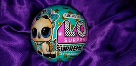 LOL Surprise Limited Edition Supreme Pet LUCKY LUXE FULL BOX- READY TO S... - $213.83