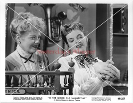 Judy Garland Spring Byington MGM In The Good Old Summertime Original Photo - $29.99