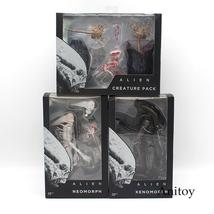 AOF NECA ALIEN Xenomorph Neomorph Creature Pack PVC Action Figure Collec... - $56.00+