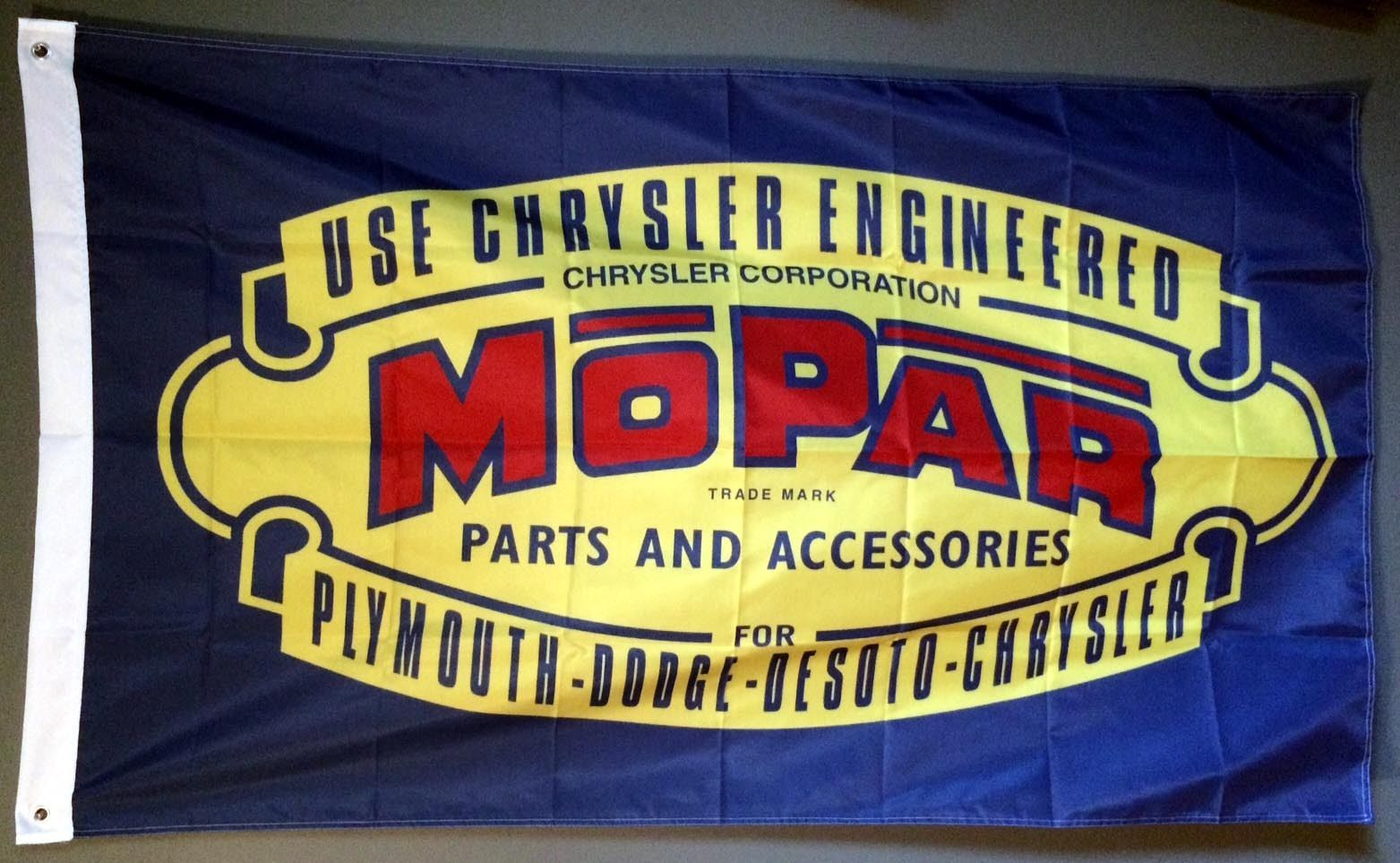 Mopar badge symbol logo 3 x 5 banner flag and 13 similar items biocorpaavc