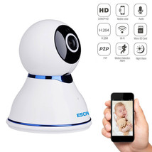 Wireless Wifi IP Camera 1080P 2.0MP Home Pan Tilt Security CCTV IR Night... - $62.00