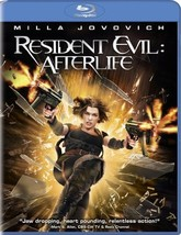 Resident Evil: Afterlife [Blu-ray]