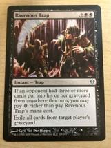 MTG Ravenous Trap - $0.75