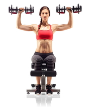 Bowflex SelectTech 552 Adjustable Dumbbell Set - Ready to Ship image 7