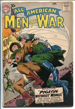 ALL-AMERICAN MEN OF WAR #70-1959-WWII-DC-SILVER AGE-PARATROOPER-vg minus - $55.87
