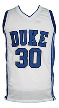 Seth Curry #30 College Basketball Jersey Sewn White Any Size image 3