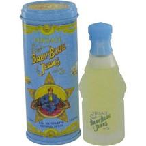 Versace Baby Blue Jeans Cologne 1.7 Oz Eau De Toilette Spray image 6