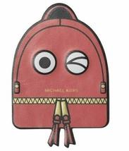 Michael Kors Wink Wink Bookbag Leather Luggage Backpack Laptop Sticker P... - $8.91