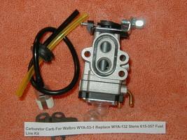 Carburetor For Husqvarna , RedMax 2-Cycle for Walbro WYA-53-1 WYA-132 WY... - $13.23