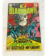 Blackhawk 242 Comic DC Silver Age Good Condition - $4.99