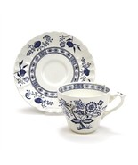 Blue Nordic by Meakin, J & G, China Cup & Saucer - $16.82