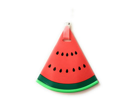 Watermelon Slice~ Travel Suitcase ID Luggage Tag and Suitcase Label - $8.95