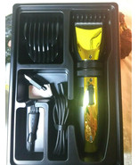 Hair Clippers Trimmers for Women Men Gold Series Great Gift Ideal - $17.81