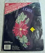 Counted Cross Stitch Christmas Stockings Banar Design XCS 50538 Barbara ... - $20.00