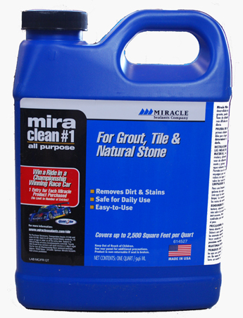 Miracle Mira Clean No 1 Cleaner Kit