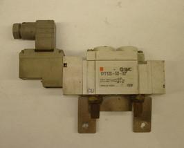 SMC Solenoid Valve SY7120-5D-02 - $50.00