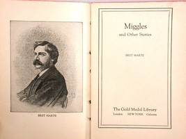 Bret Harte Miggles A Collection of Stories Pocketbook - $3.99
