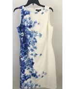 Lauren Ralph Lauren floral side shift Dress 12 14 16 NWT - $39.95