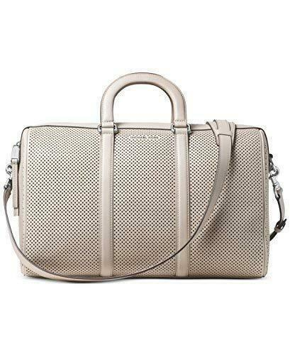 Primary image for MICHAEL Michael Kors Libby Large Gym Bag Cement