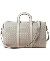 MICHAEL Michael Kors Libby Large Gym Bag Cement - $278.00