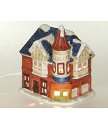 Target Trim Trends Porcelain Electric Lighted House Charmex 1988 MIB 27 - $15.00