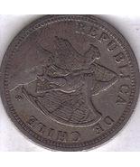 REPUBLICA DE CHILE (S) 1993 UN PESO Coin - $3.68 CAD