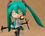 Vocaloid: Shuukan Hajimete no Miku Hatsune Nendoroid #212 Action Figure NEW!