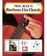 Baritone Uke Chord Book/Tenor Uke in DGBE Tunin... - $4.99