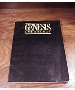 Genesis Anthology Song Book, 23 songs - $8.50