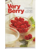 Very Berry Cookbook Recipes for Every Berry Under the Sun - $2.25