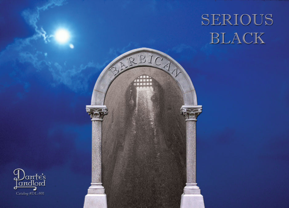 Primary image for Serious Black - Barbican NEW Sealed CD DarK Electronic Goth-