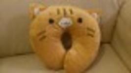 Totoro Kawaii Anime Animal Beanie Neck Cushion Furry Plush with Speaker - $9.99