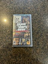 Grand Theft Auto: Liberty City Stories (Sony PSP 2005) FACTORY SEALED! ... - $198.00
