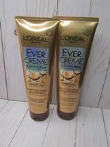 TT L'oreal EverCreme Shampoo & Conditioner Deep Nourishing 8.5 oz. Apric... - $17.82