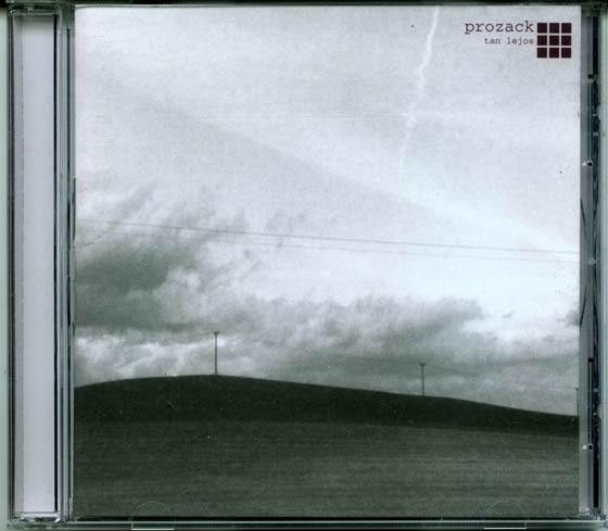 Prozack - Tan Lejos 1999 CD OOP Minimal Abstract Techno