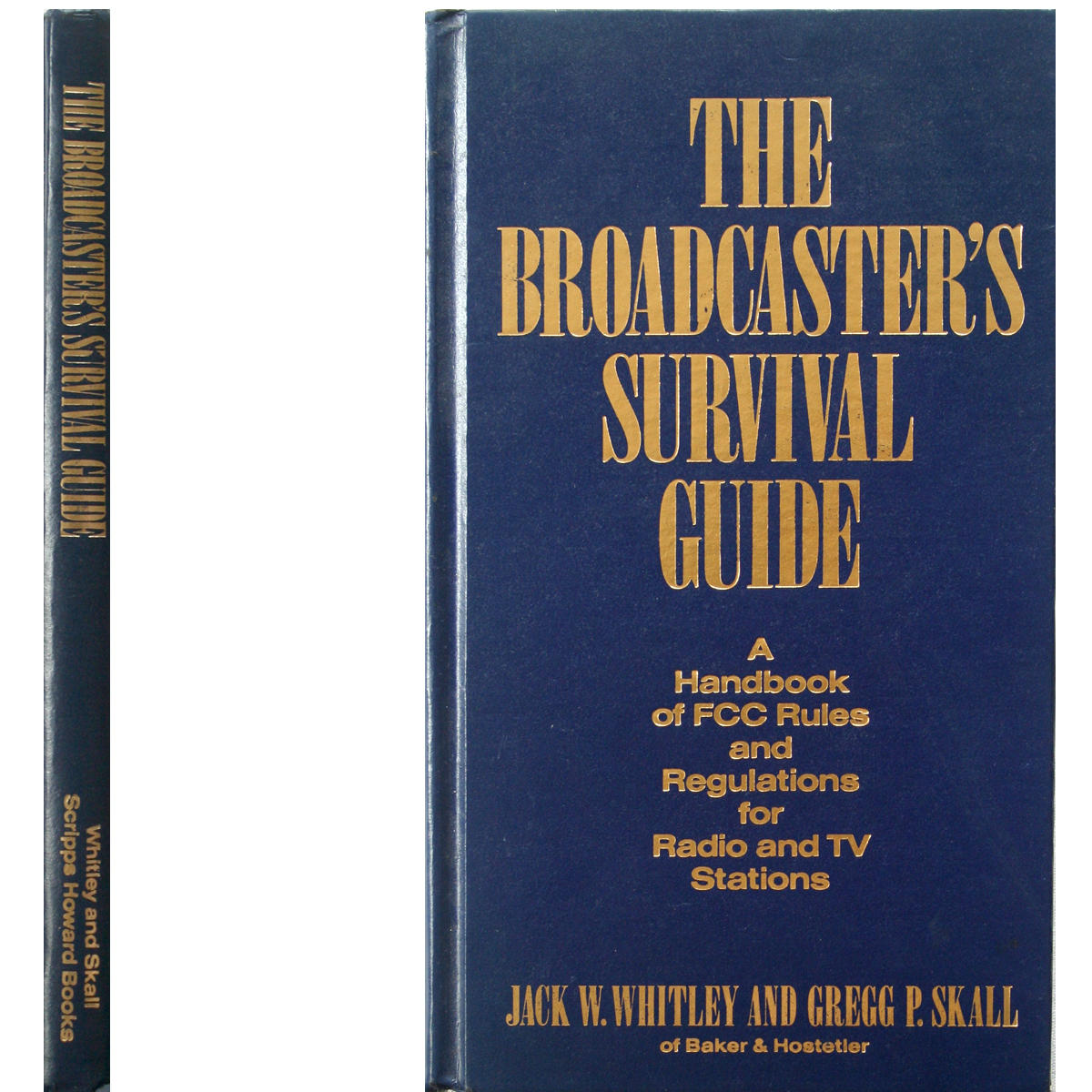 Broadcaster's Survival Guide RADIO & TV FCC Regulations