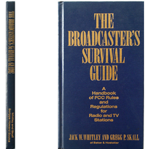 Broadcaster's Survival Guide RADIO & TV FCC Regulations - $8.00