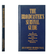 Broadcaster's Survival Guide RADIO & TV FCC Reg... - $8.00