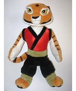 Kohl's Cares Kung Fu Panda Plush Master Tigress Doll 14