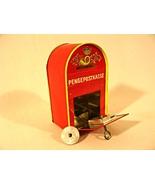 Vintage Danish Tin Child's Bank - $80.00