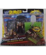 WWE Rumblers Undertaker with Casket Match wrestling Playset WWF - New - $20.00