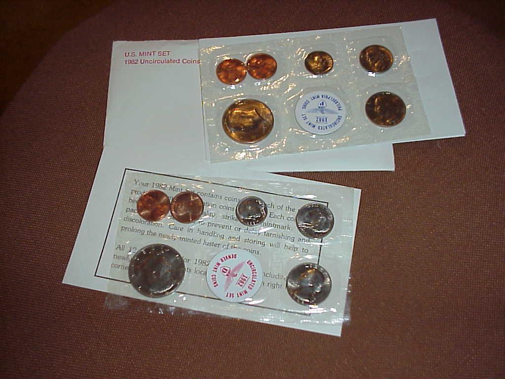 Copy of coins  cc  1974 uncirc. set