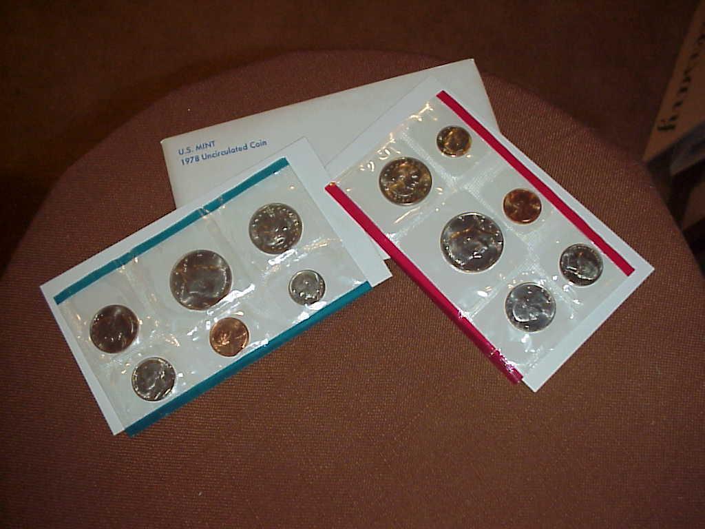 United States   Proof Sets (11)   &   Mint Sets (9)