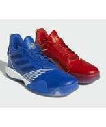 """ADIDAS T-MAC MILLENIUM """"2004 ALL-STAR GAME"""" BLUE/RED SHOES SIZE 9 NEW (G... - $124.55"""