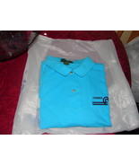 Men's Clothing, shoes and accessories - Polo shirt with Conrail logo - $7.95