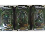 Green Lantern Movie Masters Lot of 3 Naut Ke Loi, Tomar-Re & Rot Lop Fan - New