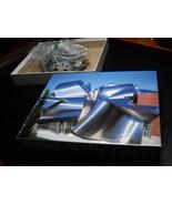 Peter B Lewis Weatherhead School Frank Gehry Jigsaw Puzzle Sealed Bag - $10.99